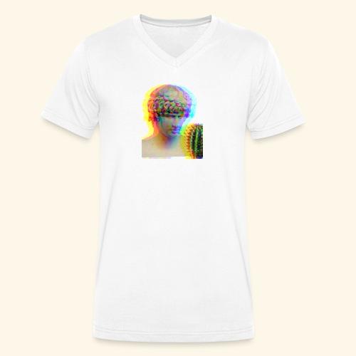 DIGITAL - T-shirt ecologica da uomo con scollo a V di Stanley & Stella