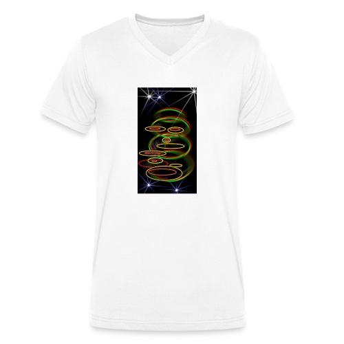 Oshoi 23 - Männer Bio-T-Shirt mit V-Ausschnitt von Stanley & Stella