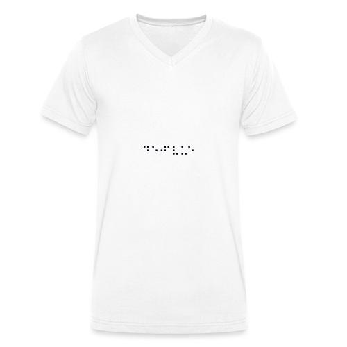 Deja vue - T-shirt bio col V Stanley & Stella Homme