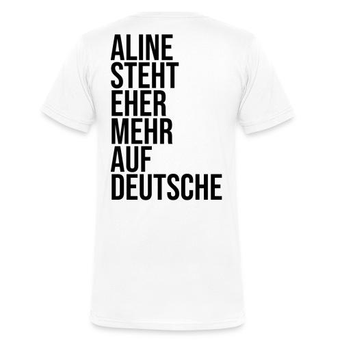 dani aline 10 - Männer Bio-T-Shirt mit V-Ausschnitt von Stanley & Stella