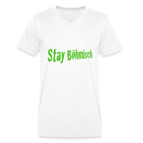 Unbenannt 1 gif - Männer Bio-T-Shirt mit V-Ausschnitt von Stanley & Stella