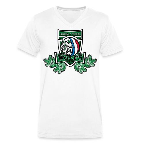 Sans titre 1 png - T-shirt bio col V Stanley & Stella Homme