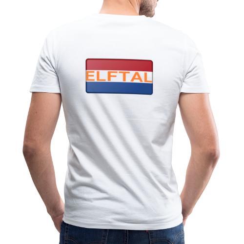 Holland Fanartikel - Männer Bio-T-Shirt mit V-Ausschnitt von Stanley & Stella