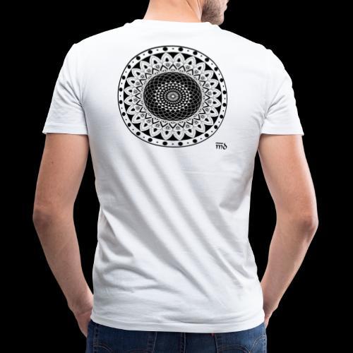 Erendyra Black - Men's Organic V-Neck T-Shirt by Stanley & Stella