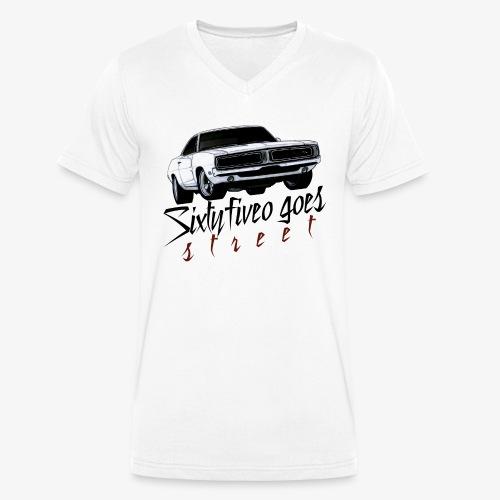Sixtyfiveo 98 - Männer Bio-T-Shirt mit V-Ausschnitt von Stanley & Stella