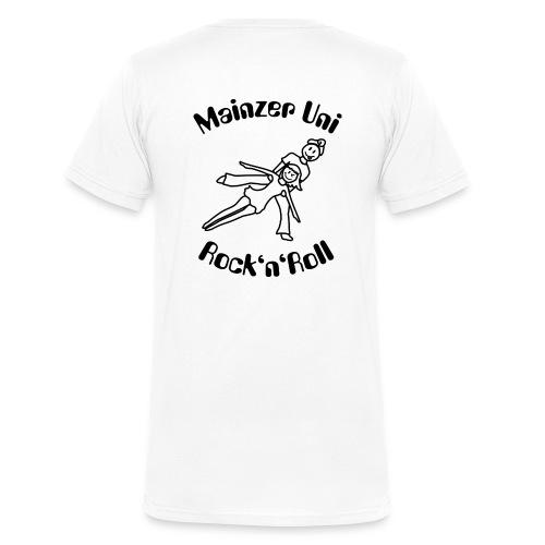 MainzerUniRnR Antonia - Männer Bio-T-Shirt mit V-Ausschnitt von Stanley & Stella