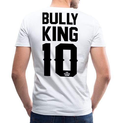 Bully-King - Männer Bio-T-Shirt mit V-Ausschnitt von Stanley & Stella