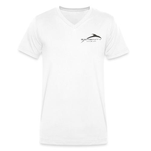 SY-Hanse575 - Männer Bio-T-Shirt mit V-Ausschnitt von Stanley & Stella