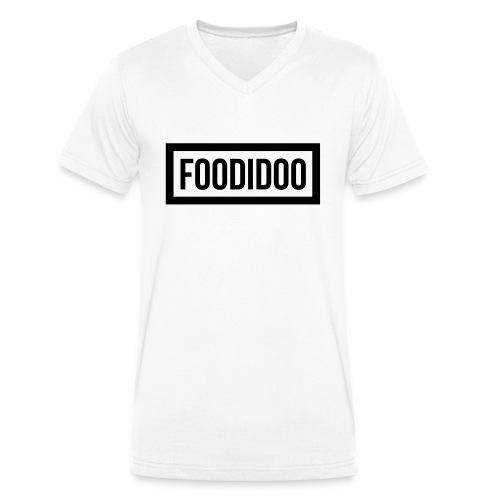 Foodidoo_Logo copy - Männer Bio-T-Shirt mit V-Ausschnitt von Stanley & Stella
