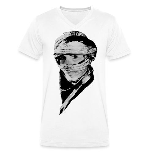 Tuareg - Männer Bio-T-Shirt mit V-Ausschnitt von Stanley & Stella