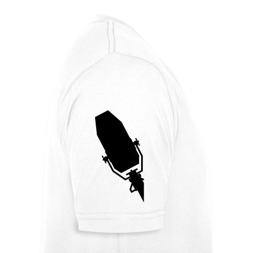 RR-mikk - Økologisk T-skjorte med V-hals for menn fra Stanley & Stella