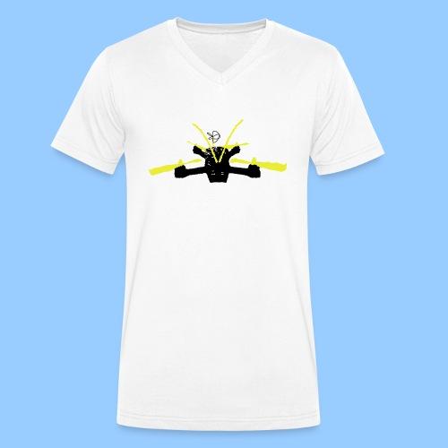ET160 - Men's Organic V-Neck T-Shirt by Stanley & Stella