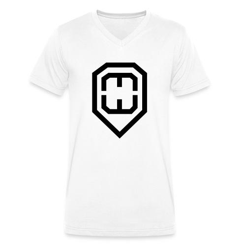 jaymosymbol - Men's Organic V-Neck T-Shirt by Stanley & Stella