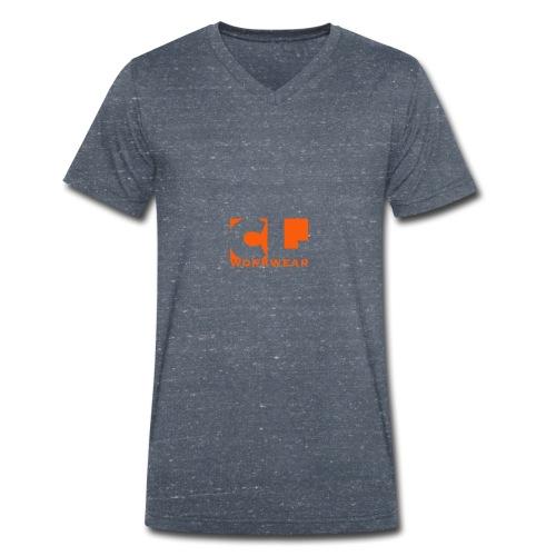 CLWWP - Men's Organic V-Neck T-Shirt by Stanley & Stella