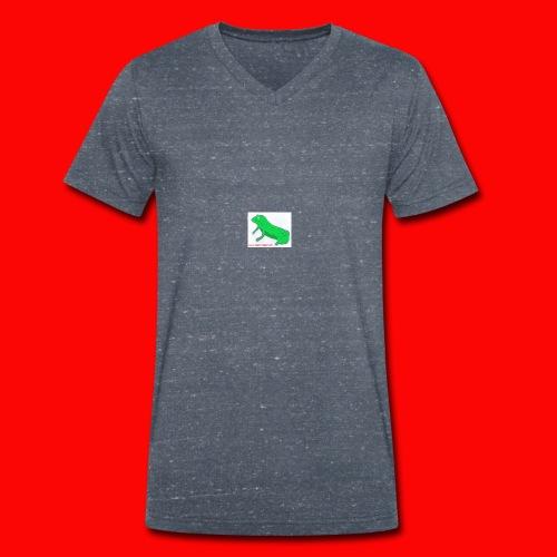 rana-300x240-jpg - T-shirt ecologica da uomo con scollo a V di Stanley & Stella