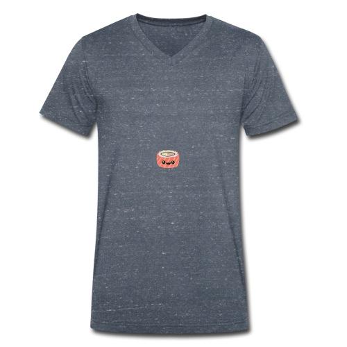 131378222 - Mannen bio T-shirt met V-hals van Stanley & Stella