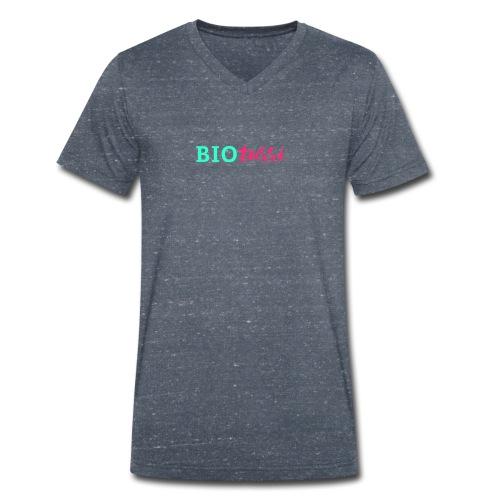 bio tussi - Männer Bio-T-Shirt mit V-Ausschnitt von Stanley & Stella