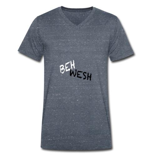 Beh wesh - T-shirt bio col V Stanley & Stella Homme
