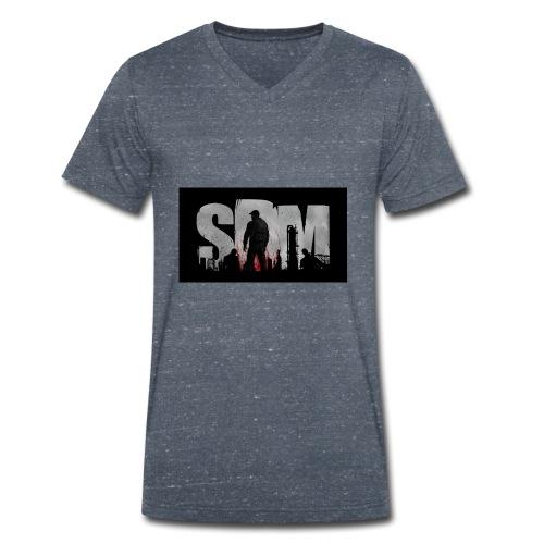 Tazza SdM Clan - T-shirt ecologica da uomo con scollo a V di Stanley & Stella