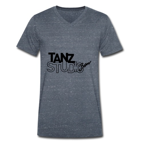 Tanzstudio Ben - Männer Bio-T-Shirt mit V-Ausschnitt von Stanley & Stella