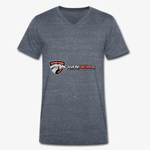 Vanheim liten - Ekologisk T-shirt med V-ringning herr från Stanley & Stella