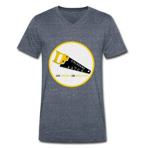 taza - Camiseta ecológica hombre con cuello de pico de Stanley & Stella