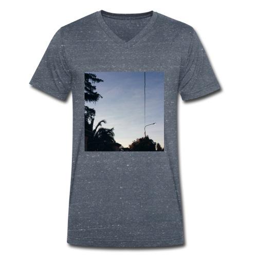 Sky Tee - T-shirt ecologica da uomo con scollo a V di Stanley & Stella