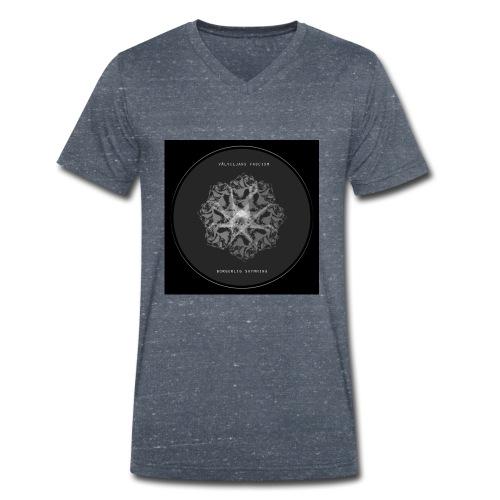 Välviljans Fascism - Ekologisk T-shirt med V-ringning herr från Stanley & Stella