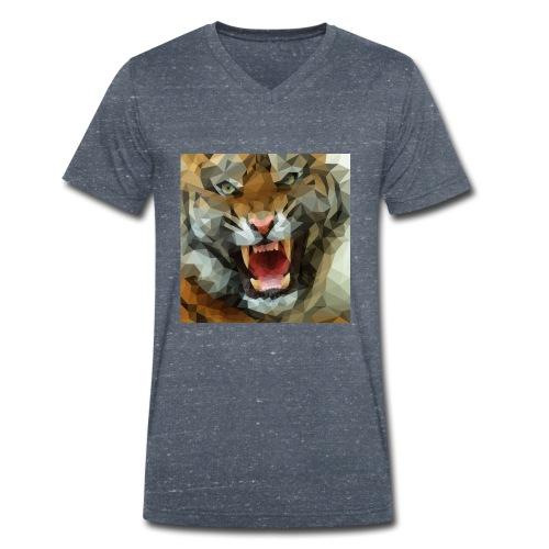 wh8eTv8-jpg - Mannen bio T-shirt met V-hals van Stanley & Stella
