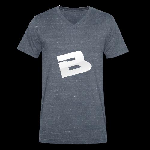 Training Blues - T-shirt bio col V Stanley & Stella Homme