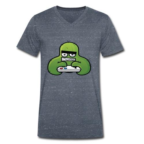 Cactus FDX - T-shirt ecologica da uomo con scollo a V di Stanley & Stella