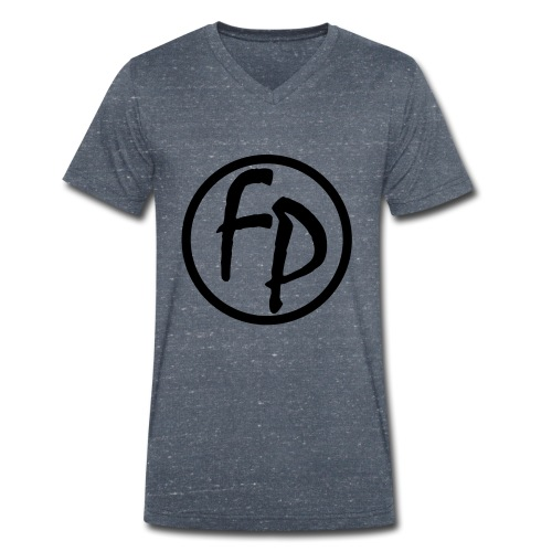 Fachclothing - Männer Bio-T-Shirt mit V-Ausschnitt von Stanley & Stella