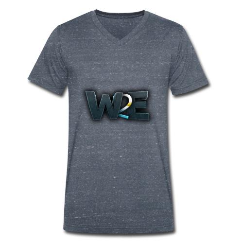 w2e 3d - T-shirt bio col V Stanley & Stella Homme
