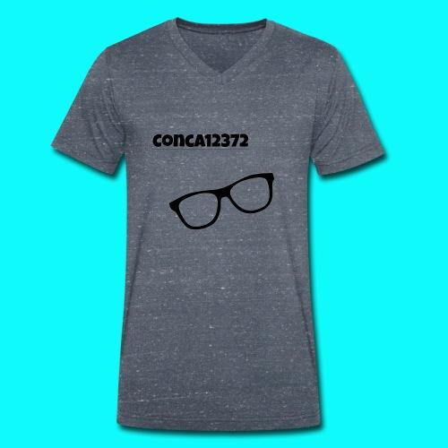 Conca12372 - Men's Organic V-Neck T-Shirt by Stanley & Stella