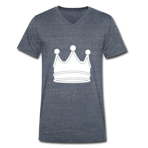 crown - T-shirt bio col V Stanley & Stella Homme