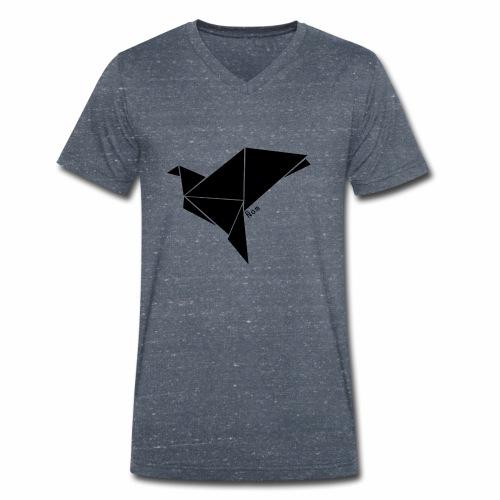 Origami - T-shirt bio col V Stanley & Stella Homme