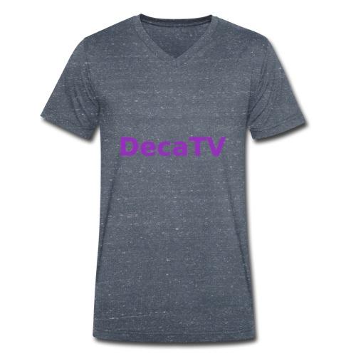 Offizieller Deca-Merch - Männer Bio-T-Shirt mit V-Ausschnitt von Stanley & Stella
