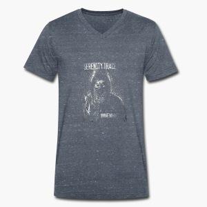 #NewHate Cover art - Økologisk T-skjorte med V-hals for menn fra Stanley & Stella