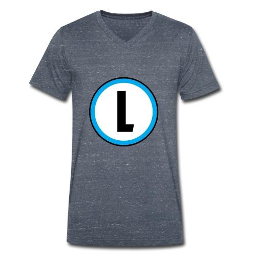 Camiseta Uso diario minimalista - Camiseta ecológica hombre con cuello de pico de Stanley & Stella