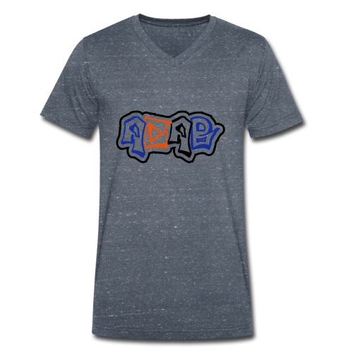 ACAB - Männer Bio-T-Shirt mit V-Ausschnitt von Stanley & Stella