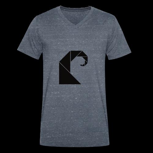 Swell - Mannen bio T-shirt met V-hals van Stanley & Stella
