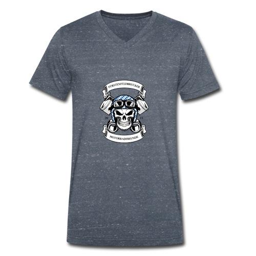 IMG_7693 - Männer Bio-T-Shirt mit V-Ausschnitt von Stanley & Stella