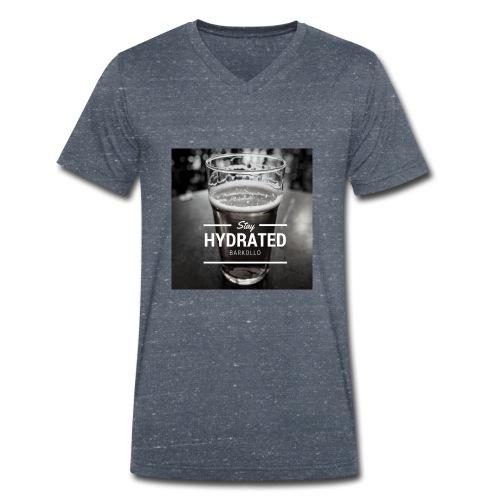 Stay Hydrated beer - T-shirt ecologica da uomo con scollo a V di Stanley & Stella