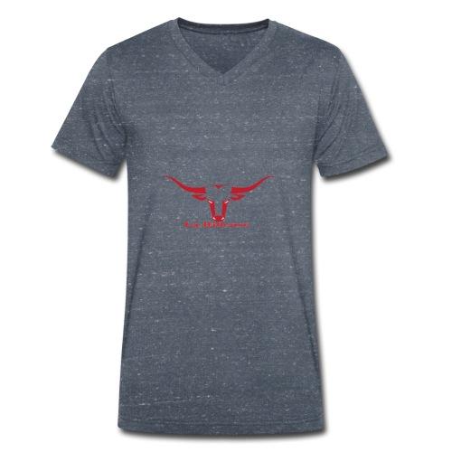 Une gamme de produit La Rideuse - T-shirt bio col V Stanley & Stella Homme