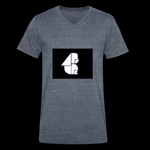 tbr hoodie black - Mannen bio T-shirt met V-hals van Stanley & Stella