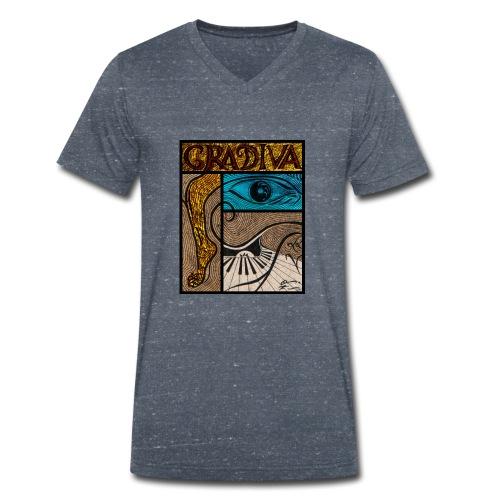 OPERA GRADIVA - T-shirt bio col V Stanley & Stella Homme