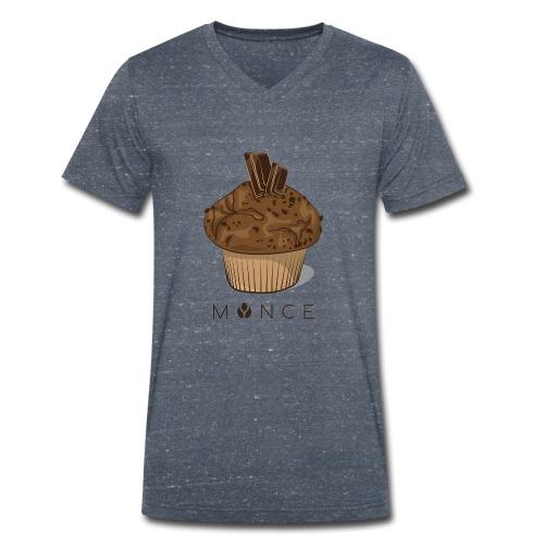 MYNCELUV – Muffin Shirt - Männer Bio-T-Shirt mit V-Ausschnitt von Stanley & Stella