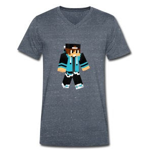 xIk9D9kZQFqtbgBkAMqLIOpEq5uPn-6ZfgMaJQ9a8kAICxrhNS - Mannen bio T-shirt met V-hals van Stanley & Stella