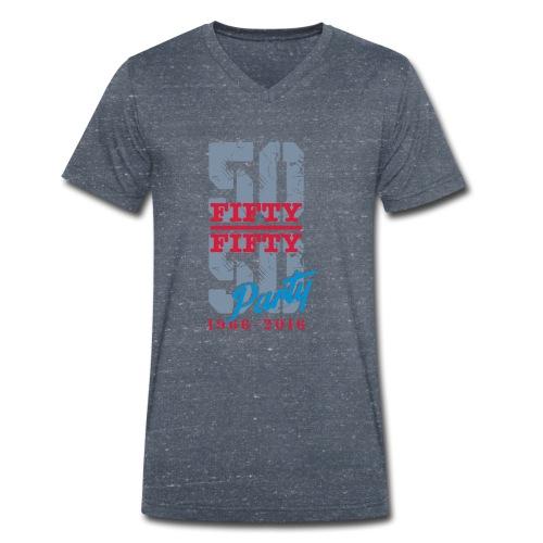 ADO - T-shirt bio col V Stanley & Stella Homme