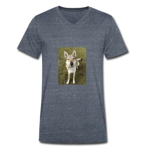 Spikey-Boy - Männer Bio-T-Shirt mit V-Ausschnitt von Stanley & Stella